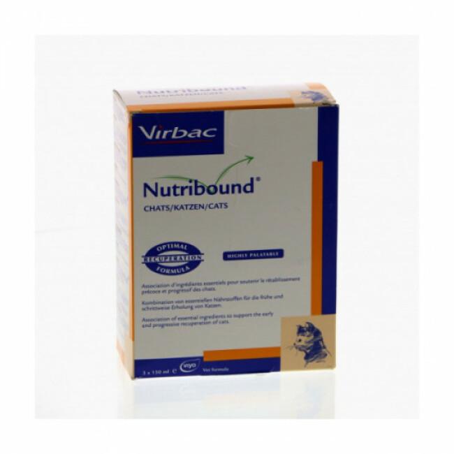 Nutribound pour chat convalescent Virbac