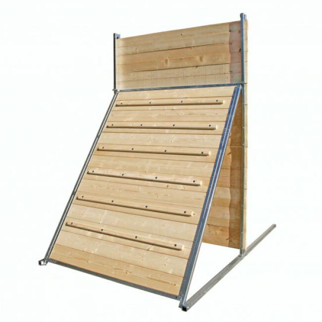 Palissade mondioring hauteur 230 cm homologuée FCI