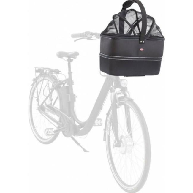 Panier avant vélo Friends On Tour pour chien - Coloris Noir