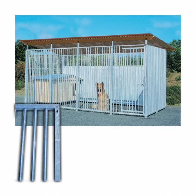 Panneau Pro Barreaux pour construction de chenil en kit pour animaux