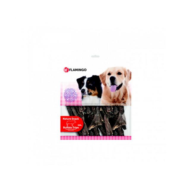 Panse de bœuf pour chien Nature Flamingo