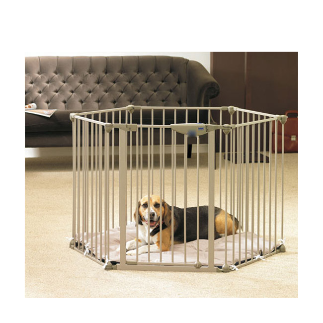 Parc multifonction pour animaux Dog Park Deluxe