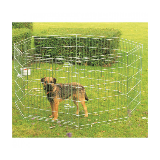 Enclos pour chien Dog park Savic