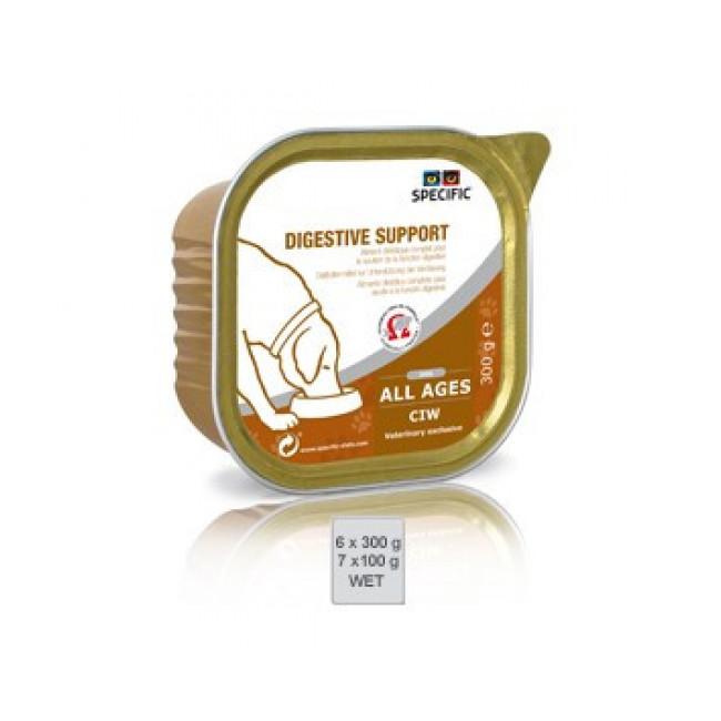 Pâtée Specific pour chiens CIW Digestive Support