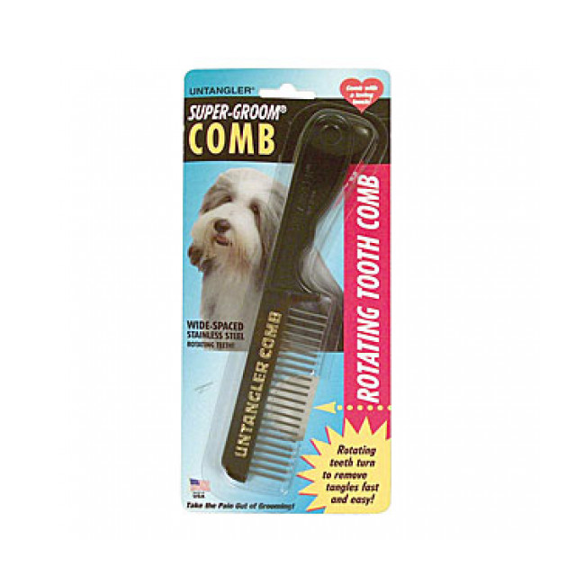 Peigne démêloir Untangler chien et chat