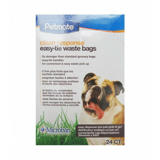 Pelle container ramasse crottes Clean Restponse 2 pour chien