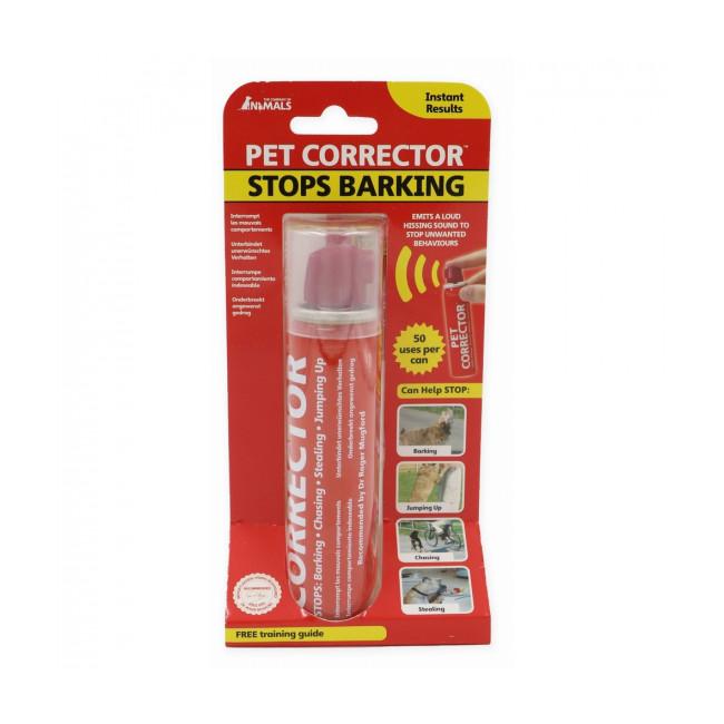 Pet Corrector spray éducatif ou répulsif à jet d'air pour animaux