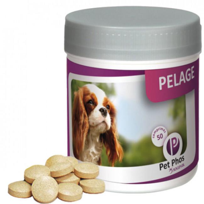 Pet Phos spécial pelage pour chien