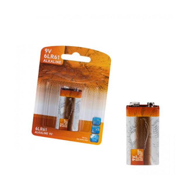 Pile Alcaline 9 volts 6LR61