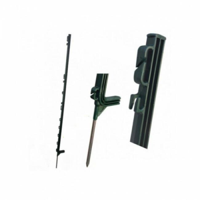 Piquet de fixation pour filet et clôture - hauteur 1,42 m