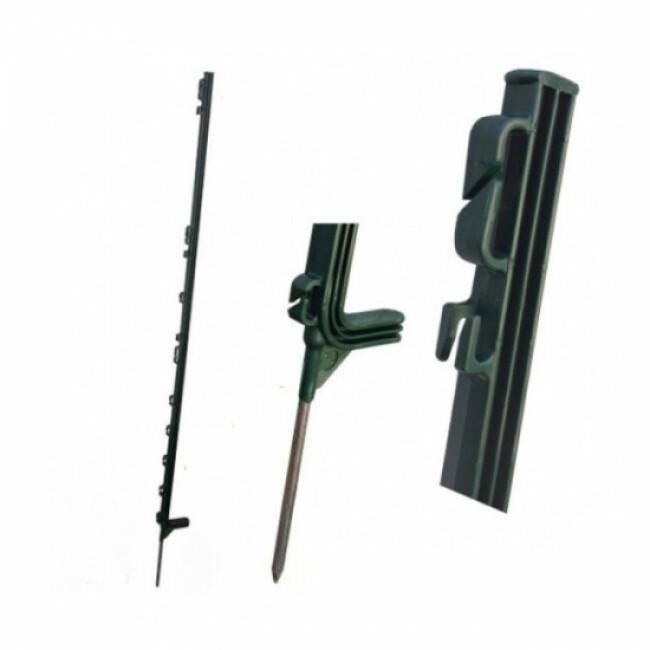 Piquet de fixation pour filet et clôture H : 1.42 m