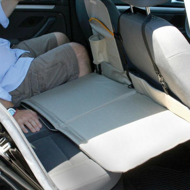 Plateau de protection arrière pour la voiture Backseat Bridge