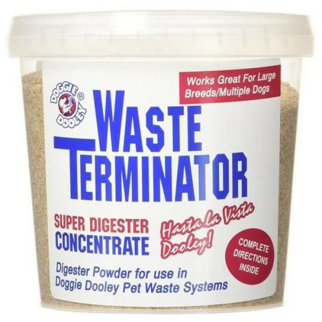 Solution pour composteur de déjections animales Waste Terminator
