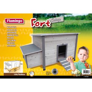 Poulailler Fort Cottage