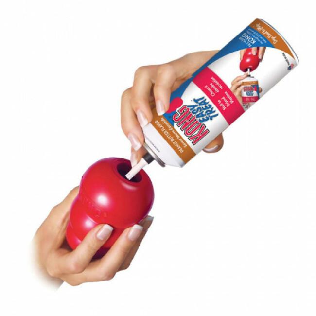 Pâte à lécher pour chien saveur beurre de cacahouète Stuff'n KONG 226 g