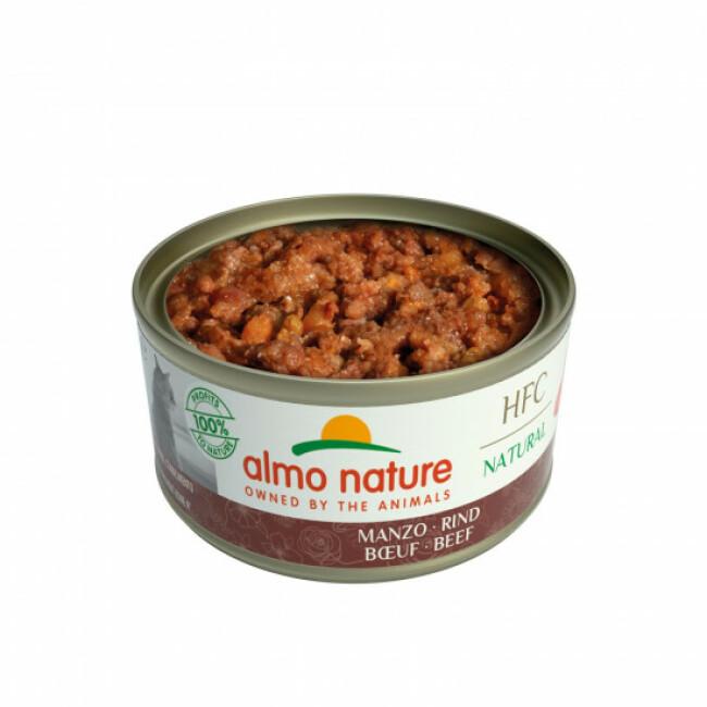 Pâtée pour chat HFC Natural Almo Nature 6 Boites 70 g