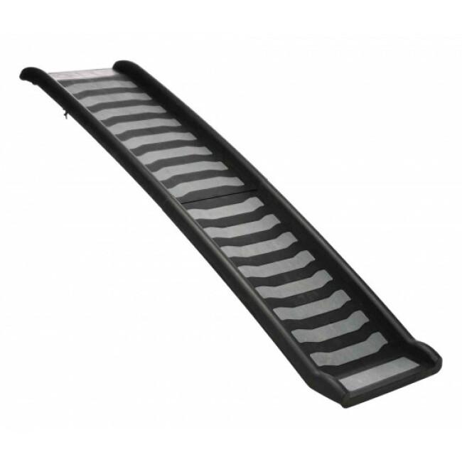 Rampe d'accès pliable en plastique/TPR Trixie (jusqu'à 70 kg)