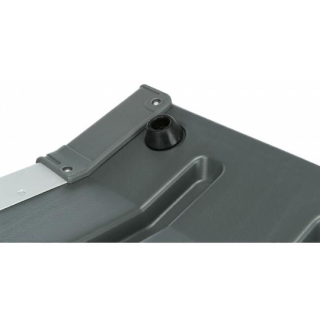 Rampe d'accès télescopique en aluminium Trixie (jusqu'à 120 kg)