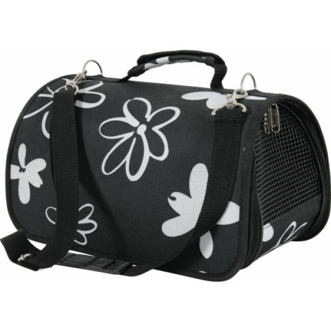 Sac de transport à motifs Flower Zolux pour chien