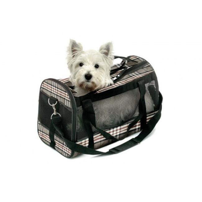Sac de transport English Style pour chien Karlie