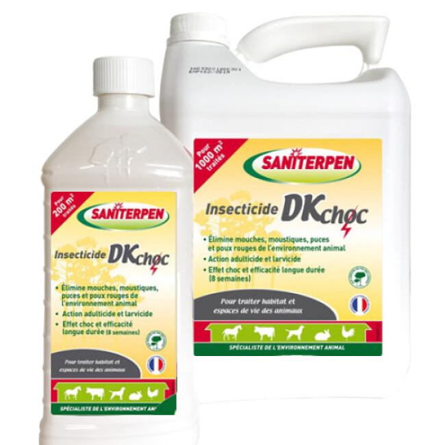 Saniterpen DK Pro insecticide pour élevage animaux
