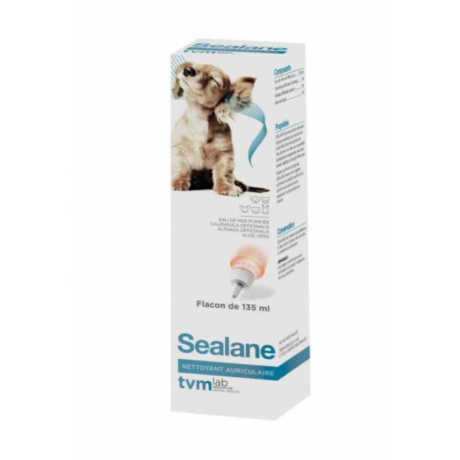 Sealane solution auriculaire pour chien, chat et NAC