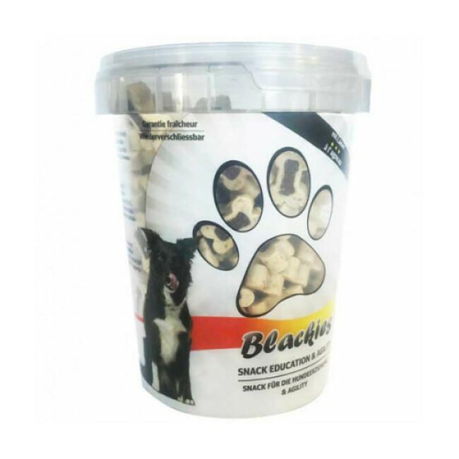Seau de friandises Blackies saveur agneau pour chien