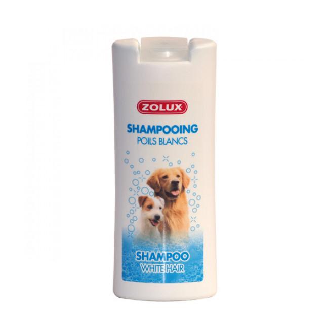 Shampoing Doggy Pro Zolux poils blancs pour chien et chat