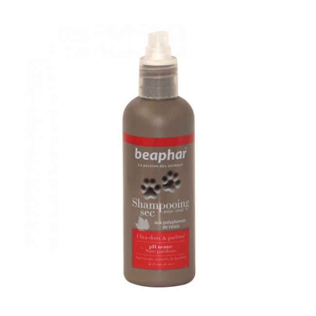 Shampoing hydratant de peau sèche eau de rose et bambou Empreinte de Béaphar pour chat et chaton