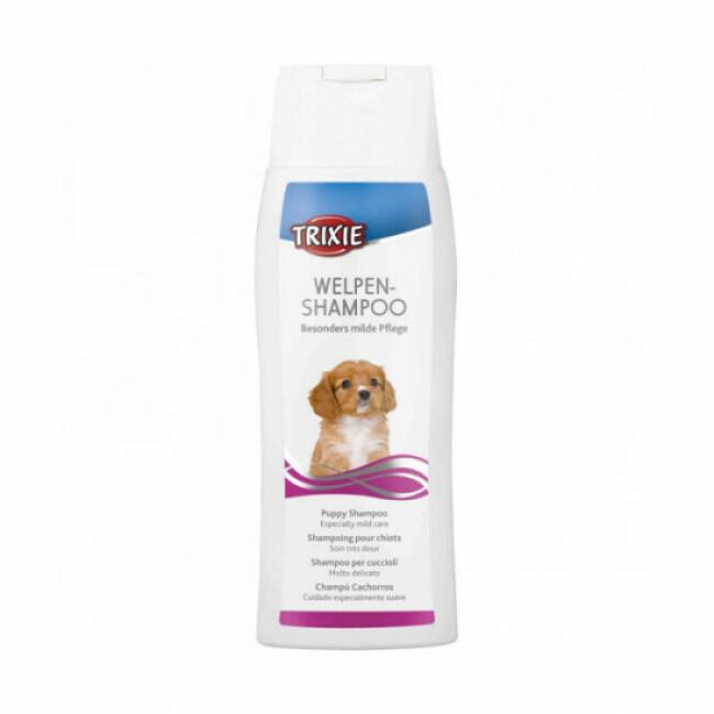 Shampoing pour chiot Trixie flacon de 250 ml