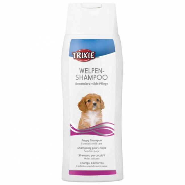 Shampoing pour chiots Trixie