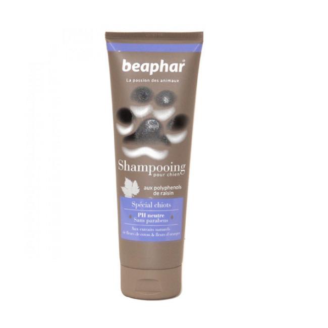 Shampoing spécial chiot Empreinte de Béaphar pour chien