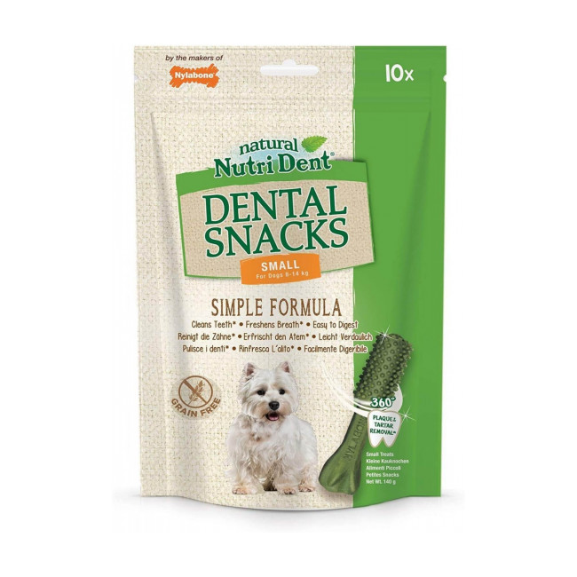 Snacks dentaires Nutrident pour chiens