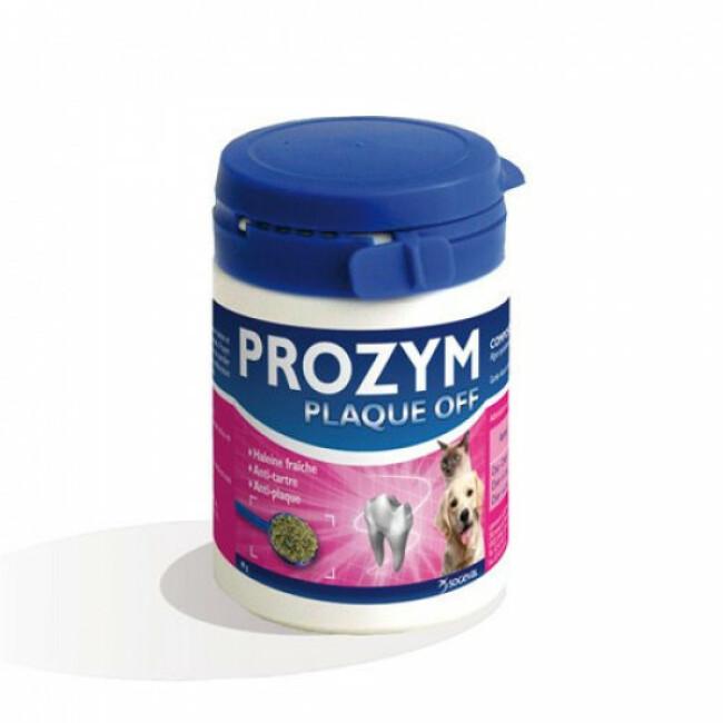 Soin et hygiène dentaire pour chien et chat Plaque Off Prozym