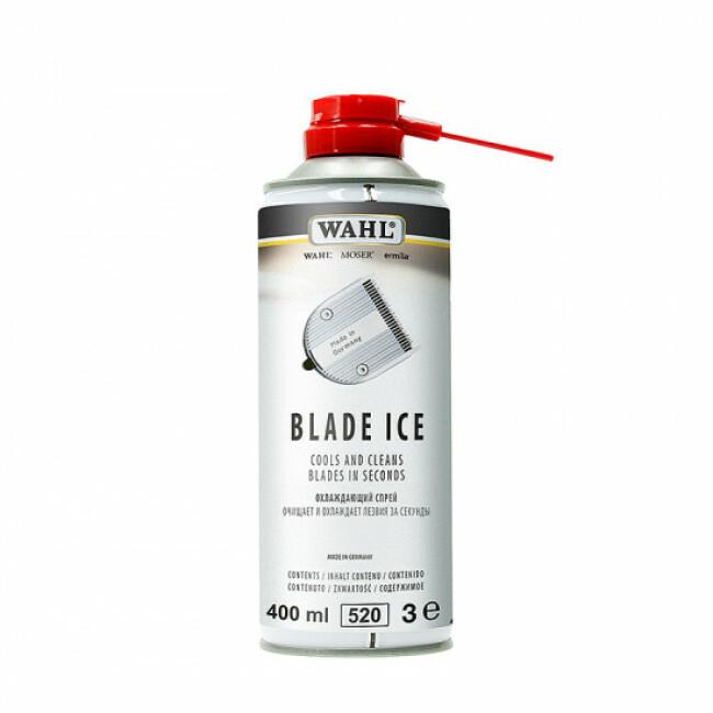 Spray 4 en 1 pour entretien des têtes de coupe Blade ice