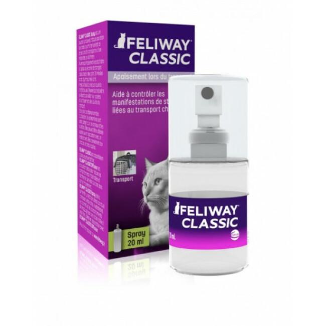 Spray Feliway Classic anti stress pour chat 20 ml