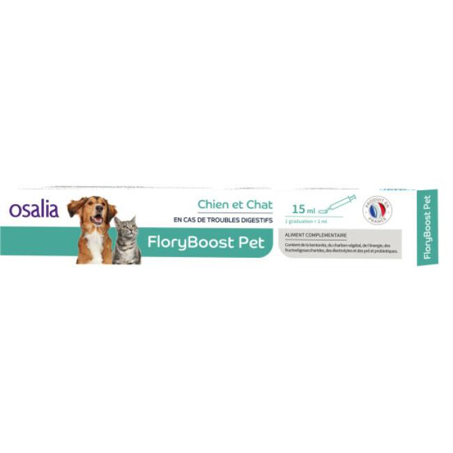 Stabilisateur de digestion pour chien Zootech-Bimeda Floryboost Pet