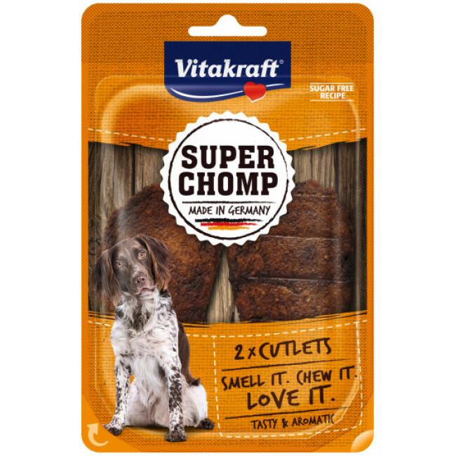 Super Chomp côtelettes pour chien