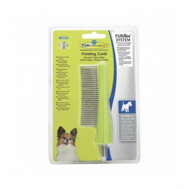 Tête peigne de finition pour chien FURflex Furminator