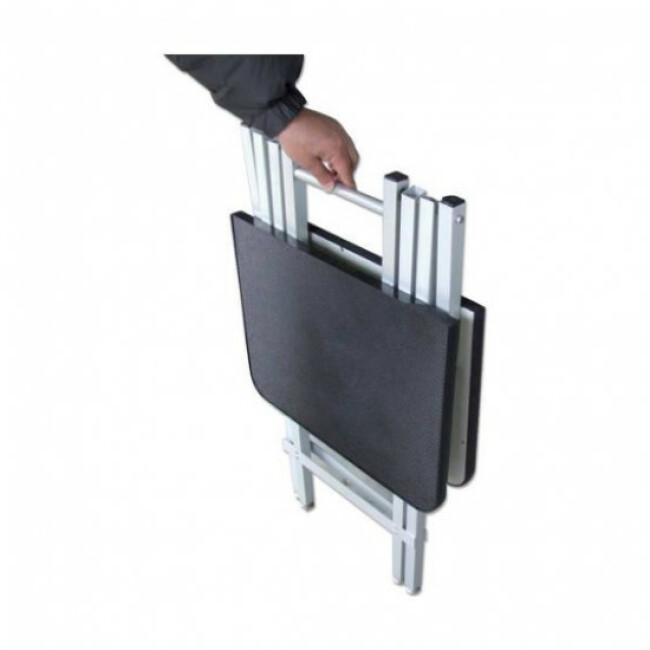 Table de toilettage et d'exposition pliante Mini