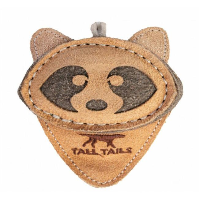 Tall Tails jouet naturel en cuir et laine pour chiot et petit chien