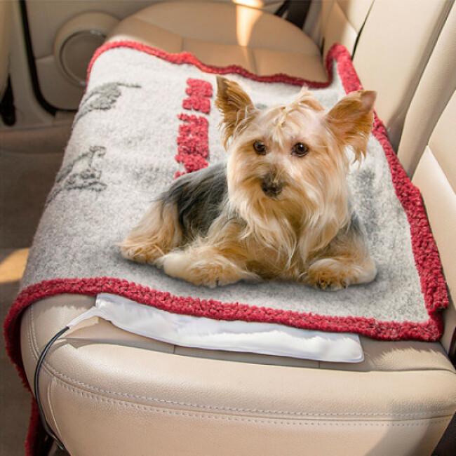 Tapis chauffant pour chien et chat Pet Thermal