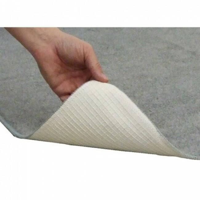 Tapis thermique anti-glisse pour sols froids