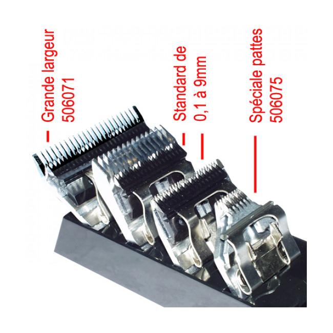 Tête de coupe Pro 1225 T et 1245 max 45