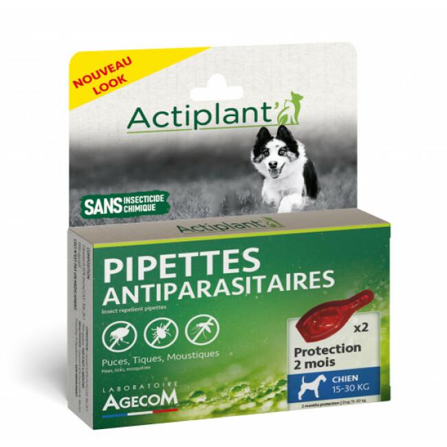 Traitement antiparasitaire pour chien Essential Eco Spot
