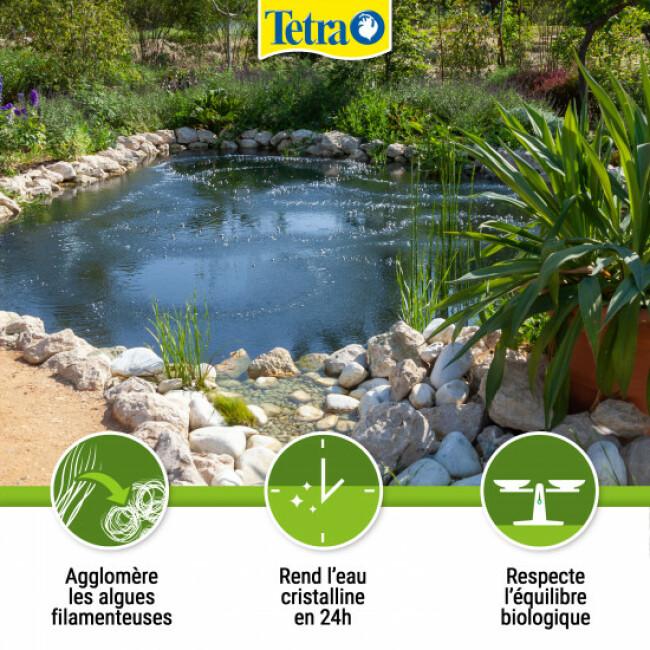 Traitement de l'eau Tetra Pond AlgoRem pour poissons de bassin