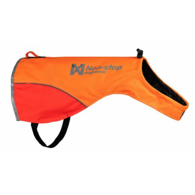 Veste de chasse haute visibilité pour chien Protector NON-STOP Dogwear