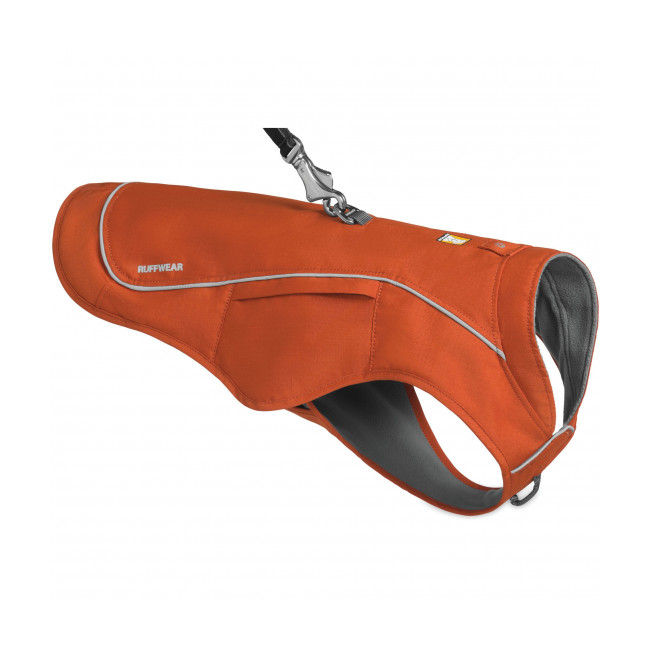 Veste harnais pour chien Overcoat Fuse™ Ruffwear