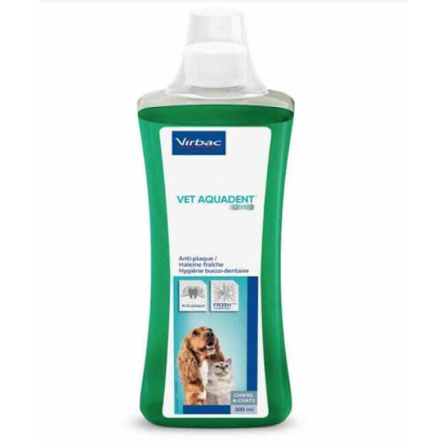 Vet Aquadent soin dentaire pour chiens et chats