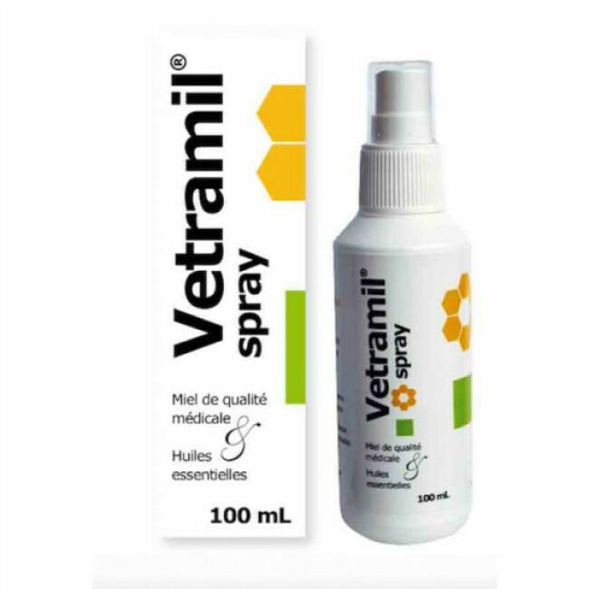 Vetramil soin de la peau